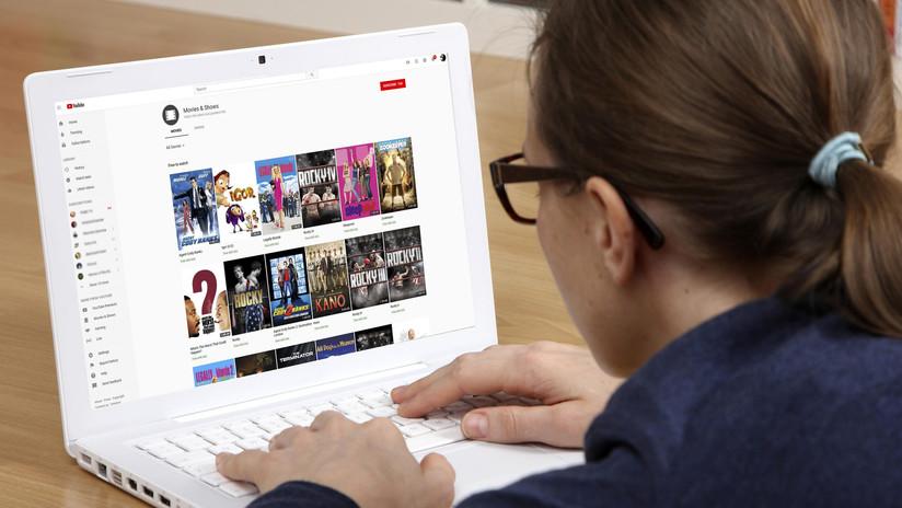 Youtube empieza a ofrecer Gratis más de 100 películas, pero con unacondición