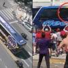 VÍDEO: ¡Momento exacto del ataque al bus de Boca Juniors!