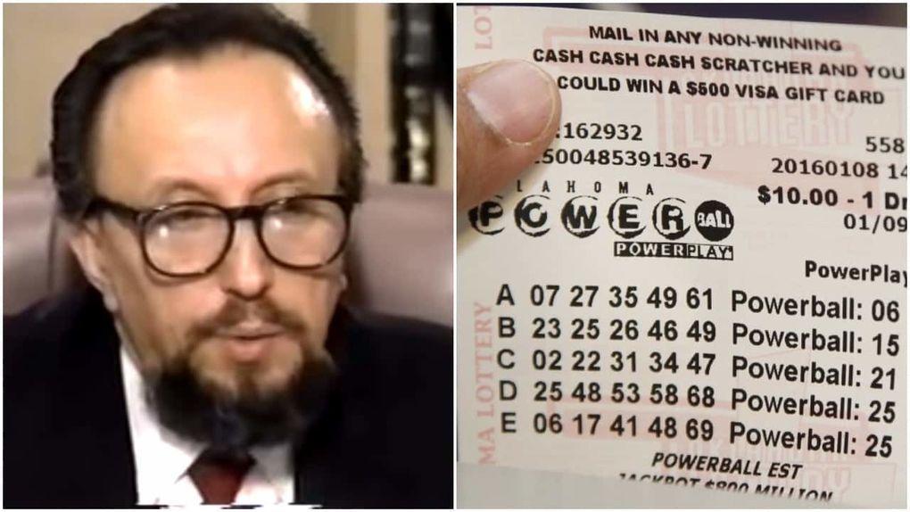 VÍDEO: ¡Matemático comparte la fórmula con la que ganó la lotería 14veces!