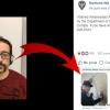 """Fugitivo comenta su propia foto de """"Se busca"""" y la conversación con la policía es muy divertida"""